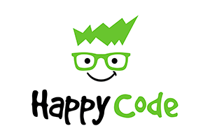 Happy Code - Logo